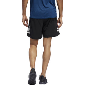 "adidas Own The Run Short 7"" Homme, black"